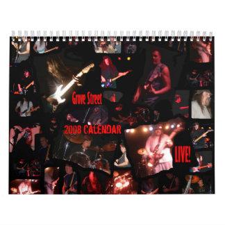 La calle de la arboleda VIVE el calendario 2008