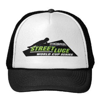 La calle Luge gorra del camionero de la serie del