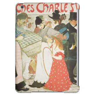 """La calle"", poster para la impresora Charles Verne"