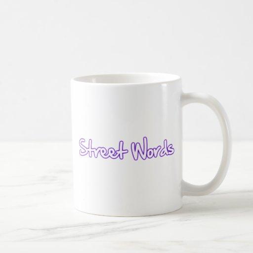 La calle redacta al funcionario taza de café