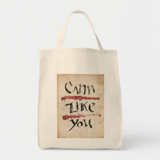 La calma tiene gusto de usted bolsas