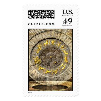 La cámara acorazada del tiempo sello
