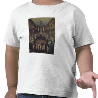 La Cámara de los Comunes en la sesión, 1710 Camisetas