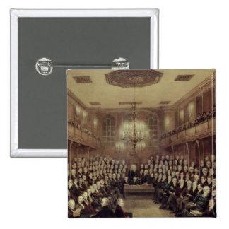 La Cámara de los Comunes en la sesión Pin Cuadrada 5 Cm