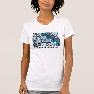 La camisa a cuadros de las abstracciones de las