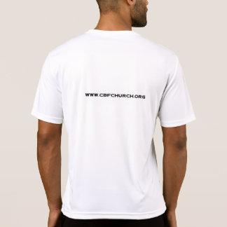 La camisa atlética de los hombres de CBF