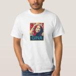 La camisa de Gina