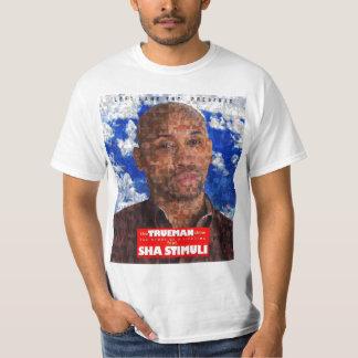 La camisa de la cita de la demostración de TrueMan