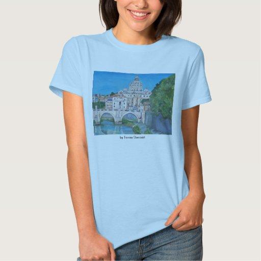 La camisa de la Ciudad del Vaticano