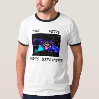 La camisa de la experiencia de Betty White