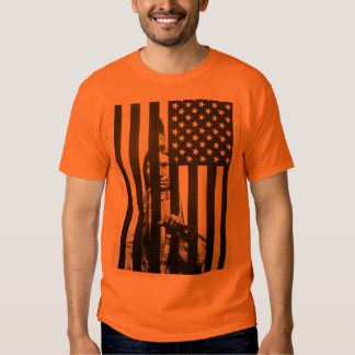 La camisa de la prisión del nativo americano nunca