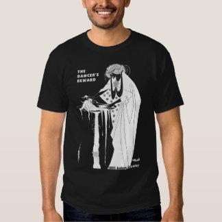 La camisa de la RECOMPENSA B del BAILARÍN