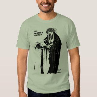 La camisa de la RECOMPENSA del BAILARÍN