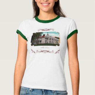 La camisa de la vintage mujer del Monte Vernon