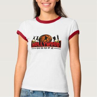 La camisa de las mujeres de Hollywood Hoopz