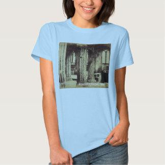 La camisa de las mujeres de la capilla 1860 de