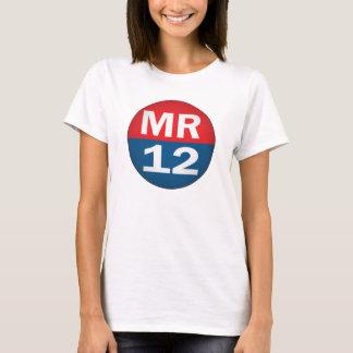La camisa de las mujeres de Mitt Romney 12