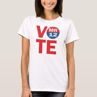 La camisa de las mujeres de Mitt Romney 12 del