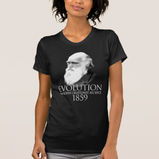 La camisa de las mujeres de Whoopass Darwin