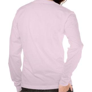 La camisa de las mujeres del logotipo de VOSD
