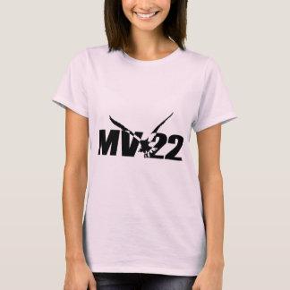 La camisa de las mujeres MV-22