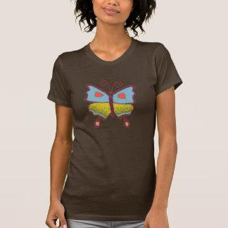 La camisa de los artes de jalea de la haba de