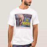 La camisa de los ateos de la parodia de los