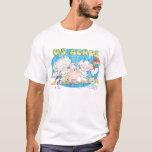 La camisa de los E.E.U.U. de los acres de los