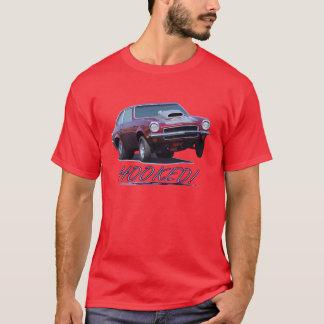 """La camisa de los hombres con """"ENGANCHADO!"""" diseño"""