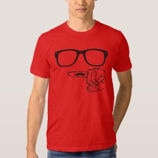 La camisa de los hombres de Apperal del americano