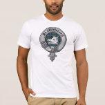 La camisa de los hombres de Campbell del clan