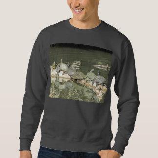 La camisa de los hombres de las tortugas