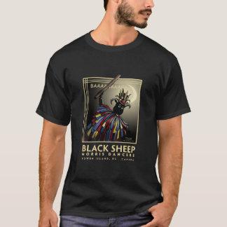 La camisa de los hombres de los bailarines de
