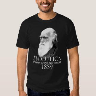 La camisa de los hombres de Whoopass Darwin