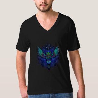 La camisa de los hombres del búho
