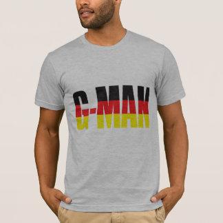 La camisa de los hombres del G-Man