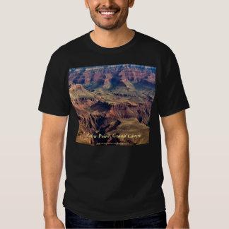 La camisa de los hombres del Gran Cañón