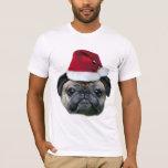 La camisa de los hombres del perro del barro
