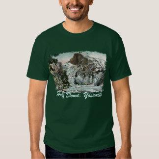 La camisa de los hombres pintados media bóveda