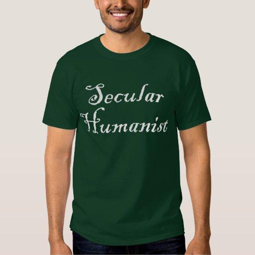 La camisa de los hombres seculares del humanista