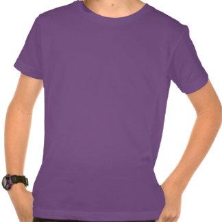 La camisa de los niños de la silueta de White