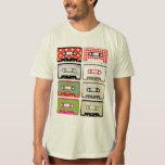 La camisa de MixTape de los años 80
