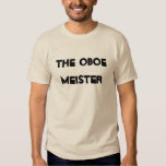 La camisa de Oboe Meister