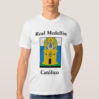 La Camisa de Real Medellin Católico T-shirts