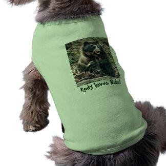 La camisa de Rudy Ropa Perro