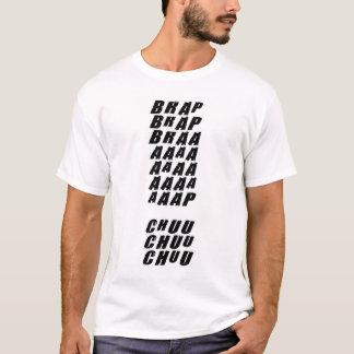 La camisa de Turbo Brap (frente solamente)