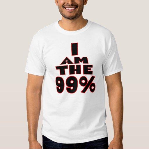 la camisa del 99%, ocupa hasta que correcto