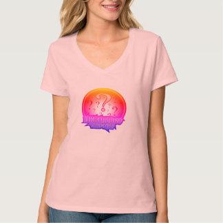 La camisa del arco iris del podcast de Curioso