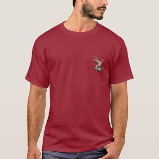 La camisa del camionero de la llamada de la