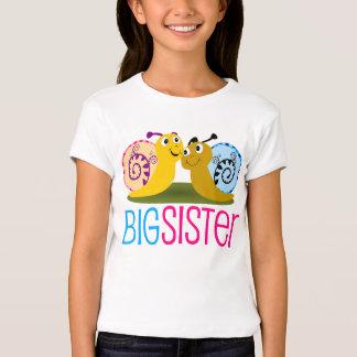 La camisa del caracol de los chicas adorables de